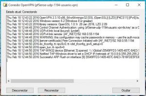 VPN Conectada