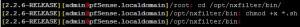 Tutorial instalacao nxfilter - tornando os arquivos executaveis