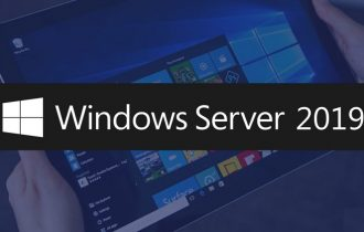 Notícia: Windows Server 2019